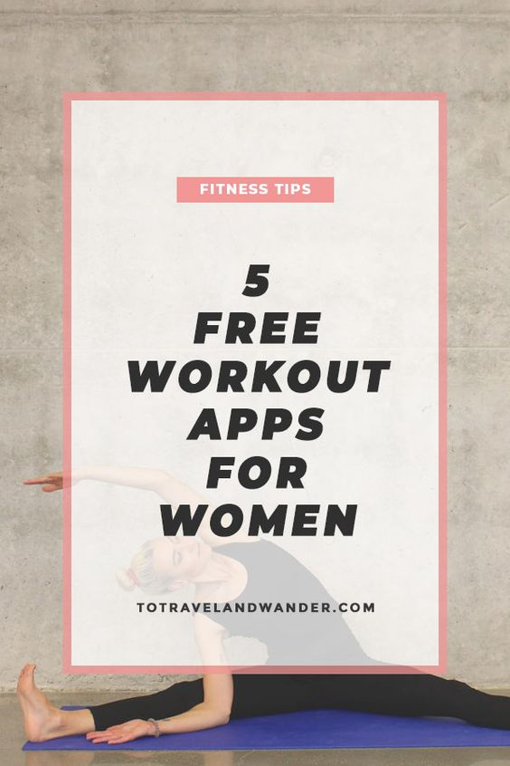 Top 5 Free Home Workout Mobile Apps for Women