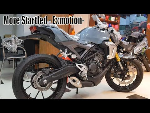 Now Look More Startled Honda Exmotion Cb150r Abs Model Review