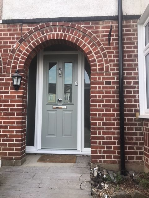 Pin On Solidor Composite Front Doors