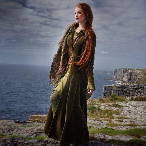 Resultado de imagem para princesa celta dormindo