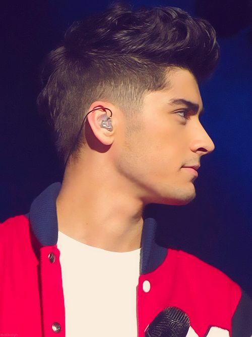 zayn malik hair back side - photo #3