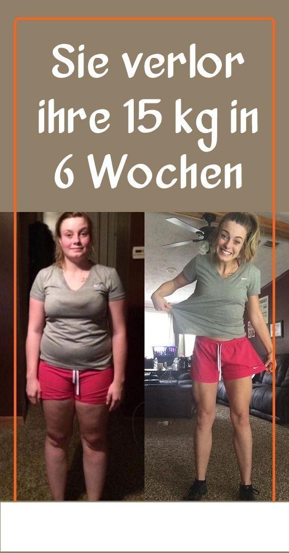 Diät verlieren 6 Kilo in zwei Wochen