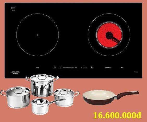 Lý do bạn không nên bỏ qua bếp điện từ Munchen M569 khi mua bếp