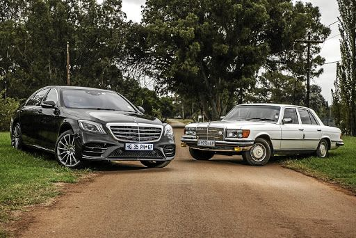 Luxury Then Now The Evolution Of The Merc S Class Mercedes