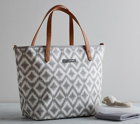Petunia Pickle Bottom Captivating Constantine Downtown Tote | Pottery Barn Kids