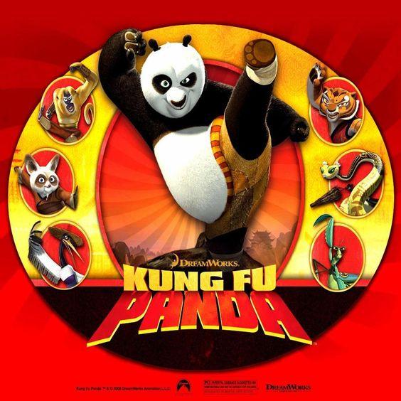 Ku Fu Panda