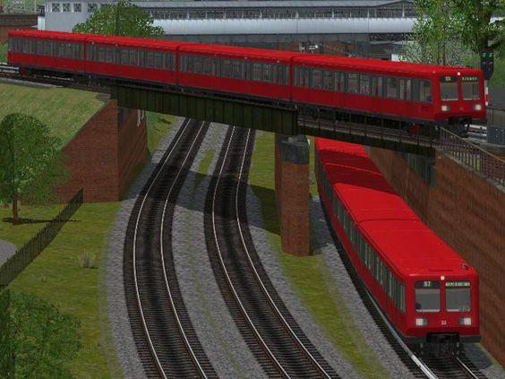 S-Bahn Berlin Baureihe 485/885. Ab #EEP8 http://bit.ly/S-Bahn-Berlin-Br-485-885