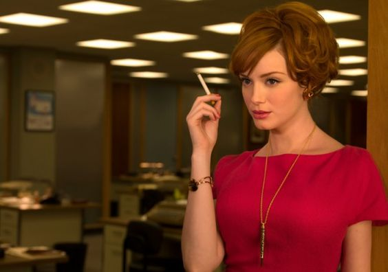 Joan (Mad Men) - Christina Hendricks: Celebrity Hairstyles, Mad Men Hairstyles, Style Icons, Women S Hairstyles, Men'S Style, Christina Hendricks, Mad Men Styles
