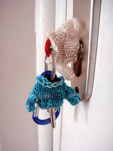 {Traduction} Cozy Keys, le patron qui réchauffe les clés