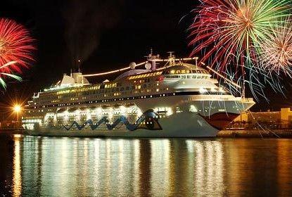 Get a joyful night at #new_year_cruises