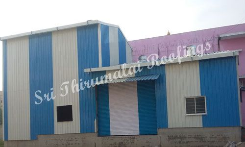 Welcome To Sri Thirumalai Roofings Iso 9001 2008 Certified Roofing Companies Chennai Contact Us 91 97100 Roofing Contractors Roofing Metal Roofing Contractors