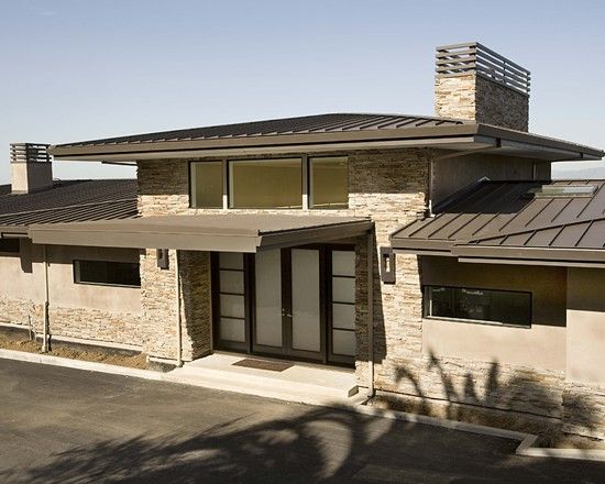Contemporary Chimney Cap Architecture Pinterest