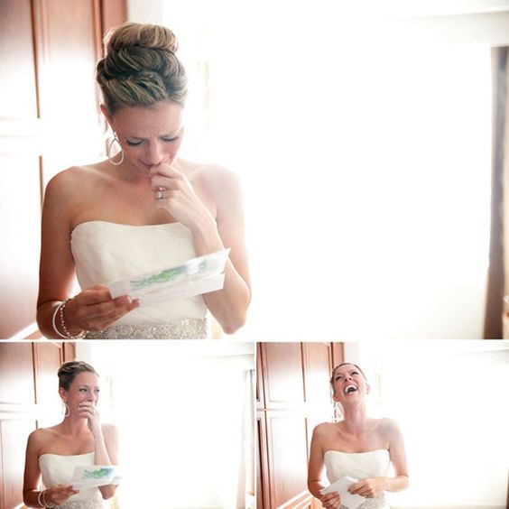 the BEST list of ways to show how thankful you are at your wedding