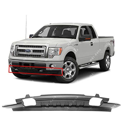 Mbi Auto Textured Front Lower Bumper Valance For 2009 2014 Ford F150 W Out Sport Package 0 Sports Package 2014 Ford F150 Ford F150