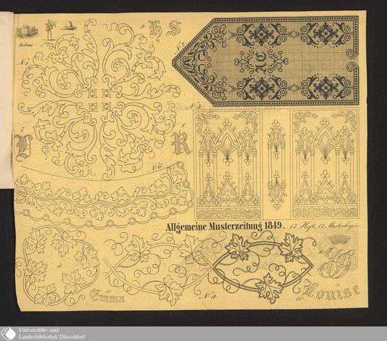 370 - No. 17. 1. September - Allgemeine Muster-Zeitung - Seite - Digitale Sammlungen - Digitale Sammlungen