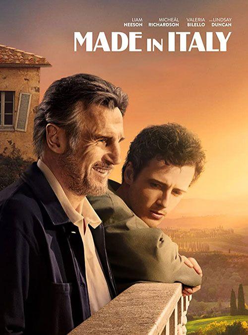 دانلود فیلم ساخت ایتالیا با دوبله فارسی Made In Italy 2020 Bluray Liam Neeson Free Movies Online New Movies