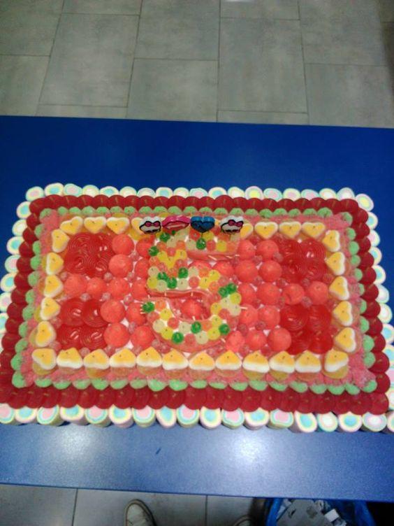 La forma más dulce de celebrar un quinto cumpleaños es con esta tarta de Dulce Diseño Abadía. ¡No tenemos ninguna duda!