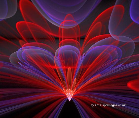Inner Flower by ~stebev  Digital Art / Fractal Art / Fractal Manipulations