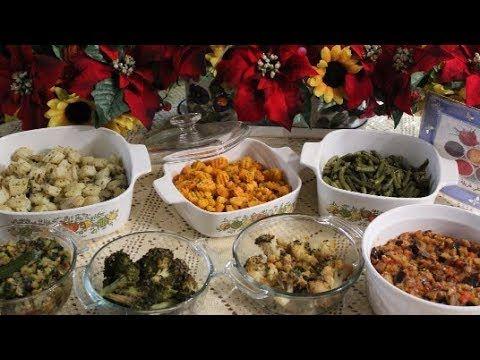 Youtube Food Salad Harissa