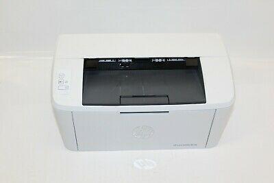 Hp Laserjet Pro M15w Wireless Laser Printer W2g51a Printer Laser Printer Home Appliances