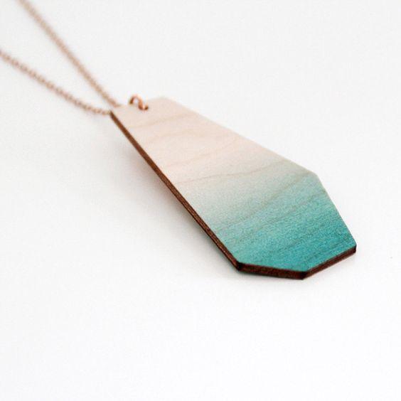 snug.dipdye - turquoise. $34.00, via Etsy.