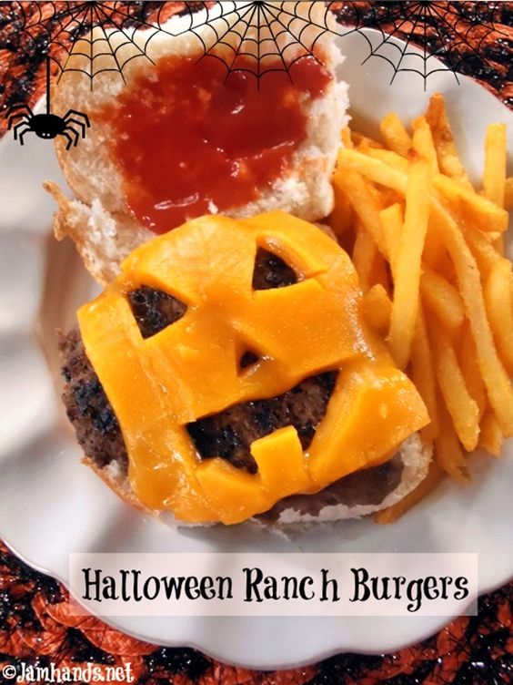 Jam Hands: Halloween Recipe Roundup