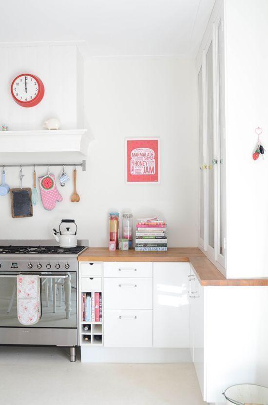 Maxi Ideas De Decoracion De Cocinas Pequenas Decoracion De