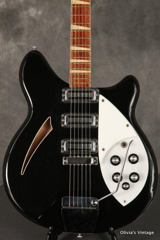 Rickenbacker 375 1967 Jetglo