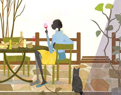 "Check out new work on my @Behance portfolio: ""illustration for Quarterly magazine_2012"" http://on.be.net/1IItEwL"