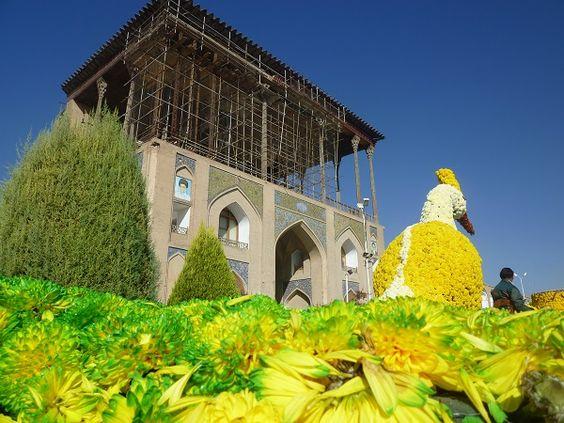 Flower Festival/isfahan.Iran