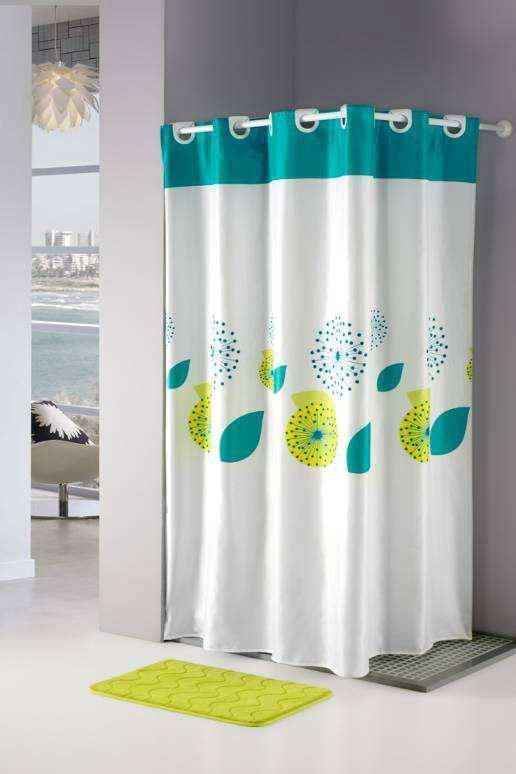 Cortinas de ba o para tu ducha ba o decoracion - Cortinas para ducha ...