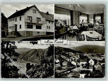 5169 Heimbach , Eifel Hausen - Pension Haus Rurtal mit
