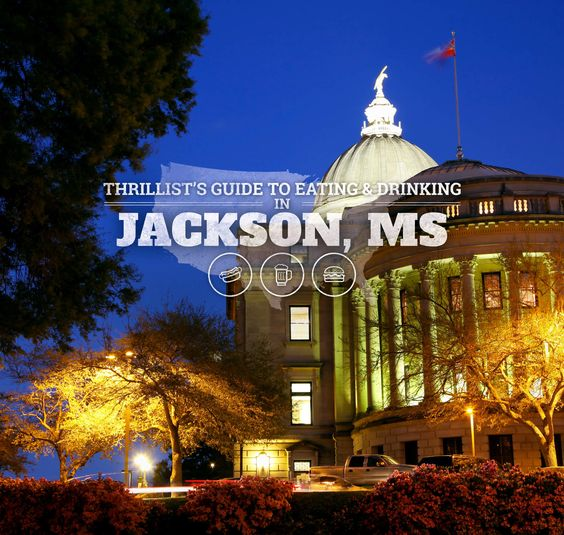 Why you need to care about Jackson, Mississippi's food and drink scene-- happy to see our sister restaurant Char included!!