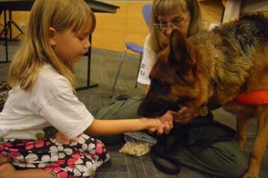 Doggy Storytime Chandler, Arizona  #Kids #Events