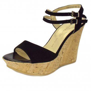 Ladies wedge sandals 2014
