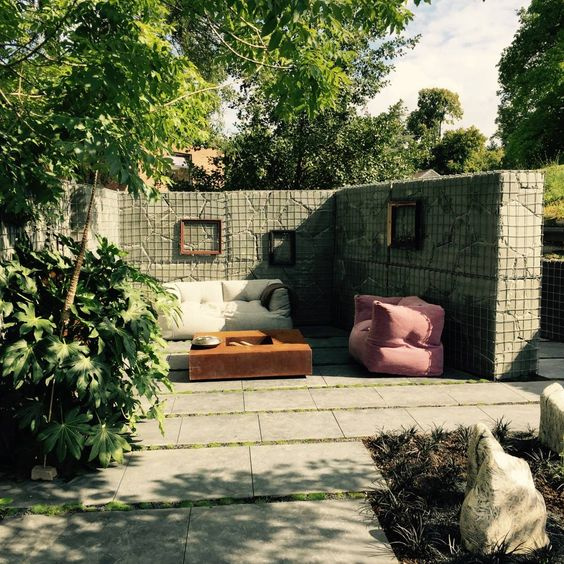 Wie kann ich meinen Garten modern und gemütlich gestalten ...