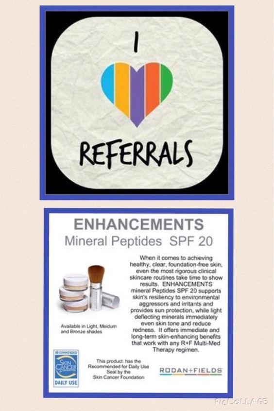 Send 2 referrals my way and get this amazing pair for FREE!  #HealthyFoundationFreeSkin  https://nancykalisch.myrandf.com/Shop/Enhancements