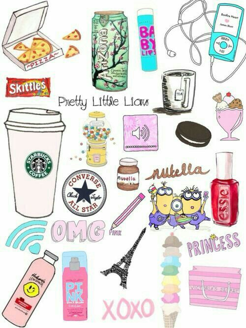 Tumblr collage tumblr collages pinterest collage wallpaper amoo cute wallpaperscute voltagebd Choice Image