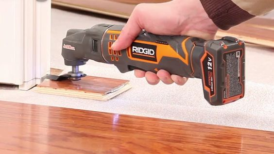 drilling types of flooring