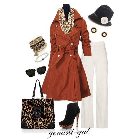 ~It's All About The Coat~ created by me :)