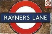 Rayners Lane Tube Station, London