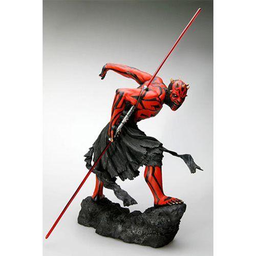 Kotobukiya Star Wars Darth Maul Artfx Light-up version Figure Collector doll 1//7
