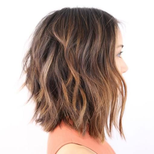 60 Most Beneficial Haircuts for Thick Hair of Any Length ...
