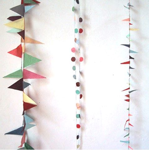 Image of Fabulous garlands, Sophie Cuvelier