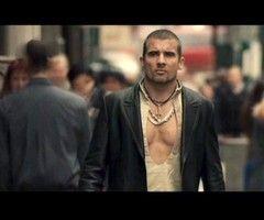 Day-walking Hottie vampire...Dracula from Blade Trinity ... Blade Trinity Dracula Actor