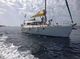 Retour de week-end croisière sur le voilier PADISHAH un Atoll 43 de chez Dufour. Location croisières voiliers avec ou sans skipper et balades en mer : www.my-sail.net