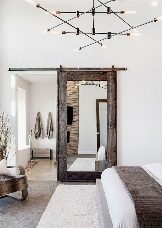 Bedroom Styles Which Of These 4 Bedroom Decorating Ideas Fits Your Personality Decorated Life Home Decor Bedroom House Design Barn Style Doors