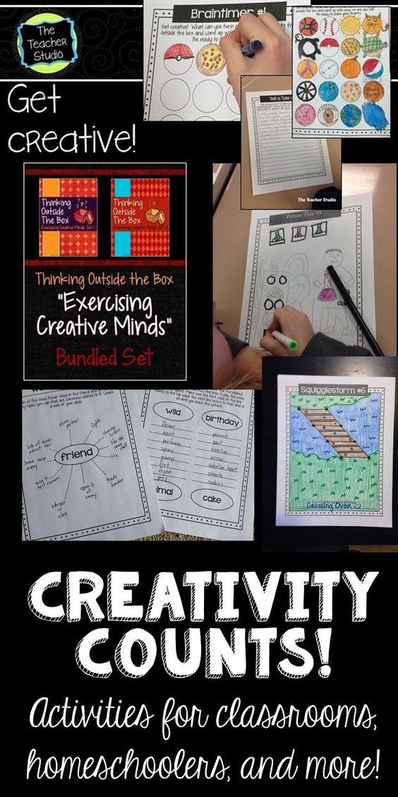 Need help being creative?