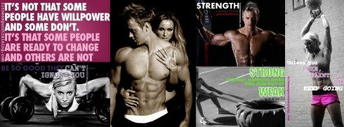 Always challenge yourself!: Challenge, Diet Tips, Daily Workouts, Hardbody Workout
