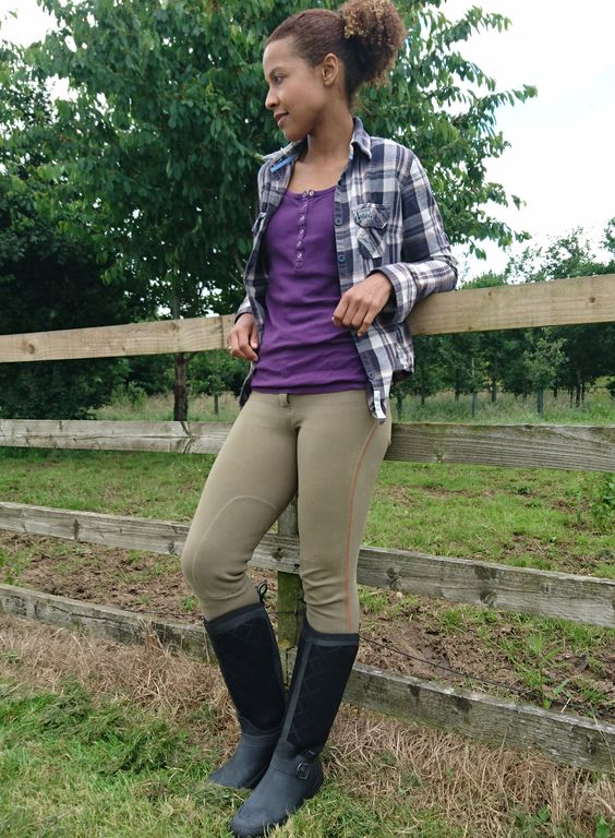 Muck Boots Pacy Riding Boots Review | CWS ⛺ Field Test Reviews ...